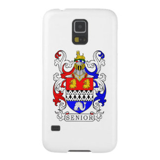Senior Coat of Arms Galaxy S5 Case