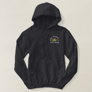Senior EOD ISoTF Embroidered Hoodie