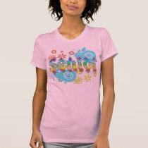 Senior - Flowers T-Shirt