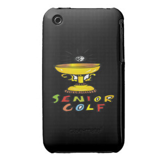Senior Golf Trophy Case-Mate iPhone 3 Cases