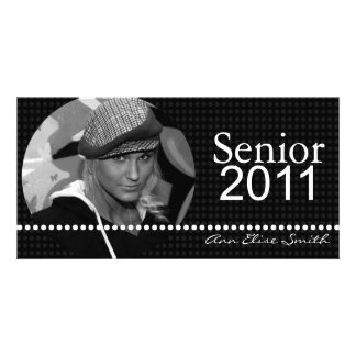 Senior / Graduate Personalized Announcement Card