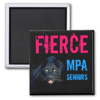 Senior Magnent 2 Inch Square Magnet