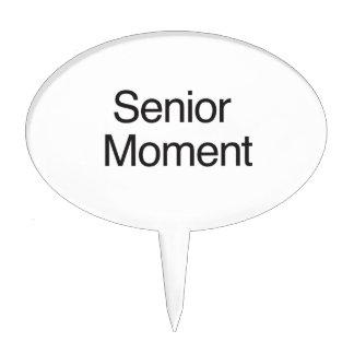 Senior Moment Cake Picks