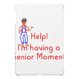 Senior Moment iPad Mini Cases