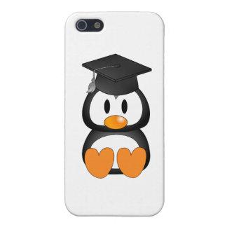Senior Penguin Case For iPhone 5