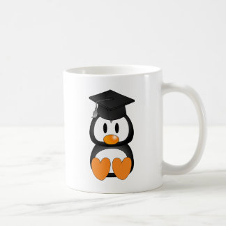 Senior Penguin Coffee Mugs
