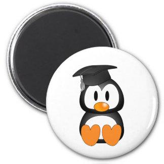 Senior Penguin Fridge Magnet