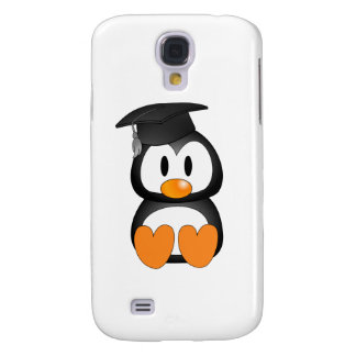 Senior Penguin Galaxy S4 Case