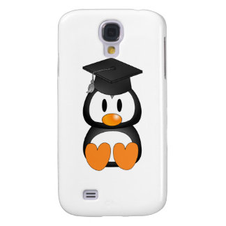 Senior Penguin Galaxy S4 Cover
