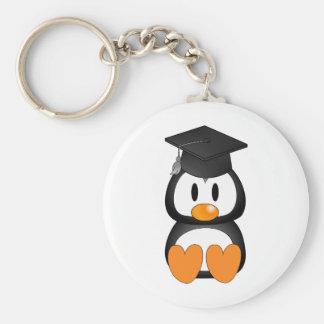 Senior Penguin Keychains