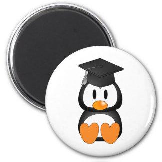 Senior Penguin Refrigerator Magnets
