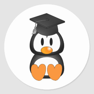 Senior Penguin Stickers