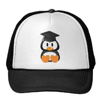 Senior Penguin Trucker Hat