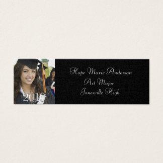 Senior Profile Card with your photos