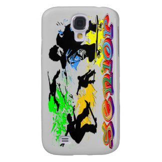Senior - Skateboarding  Galaxy S4 Case