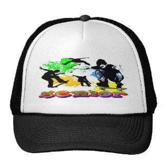 Senior - Skateboarding Hats