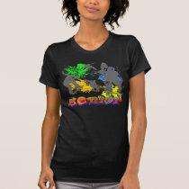 Senior - Skateboarding T-Shirt