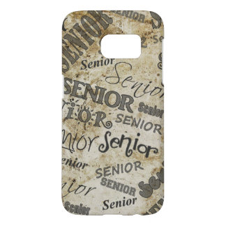 Senior Tags Samsung Galaxy S7, Barely There