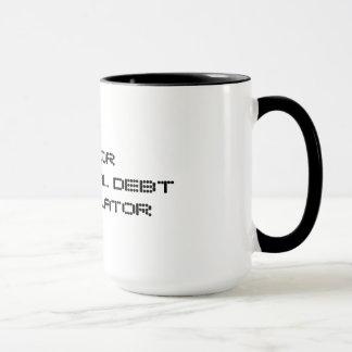 Senior Technical Debt Accumulator Mug