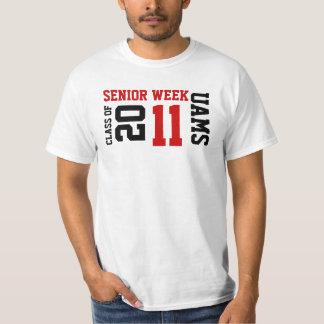 SENIOR WEEK BURN ONE DOWN T-Shirt