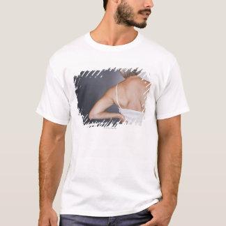 Senior woman with backache 2 T-Shirt