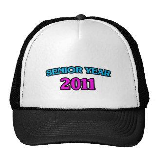 Senior Year 2011 Mesh Hat