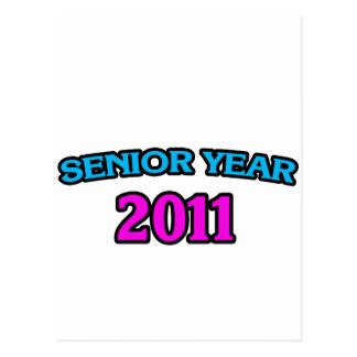 Senior Year 2011 Postcard