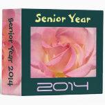 Senior Year Memories Book Binder Add year School