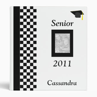 Senior Year Personalized Photo Album Binder