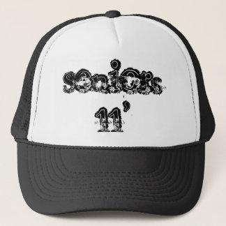 Seniors 11' trucker hat
