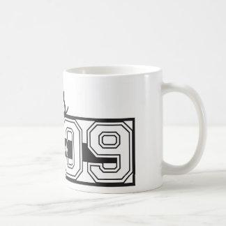 Seniors 2009 classic white coffee mug