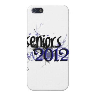 Seniors 2012 iPhone Case iPhone 5 Cases