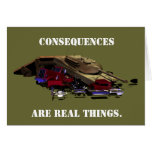 Seniors - Consequences are real Cards