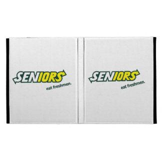 Seniors iPad Case