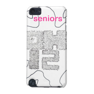 seniors of  2012 iPod touch 5G cases