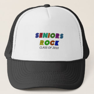 SENIORS ROCK TRUCKER HAT