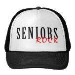 Seniors Rock Trucker Hats
