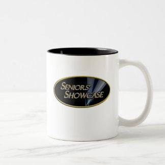 Seniors' Showcase Star Mug
