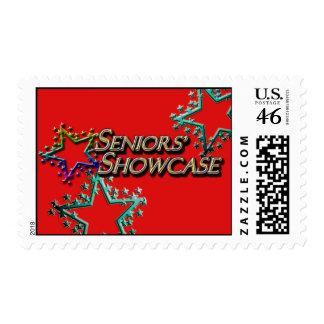 Seniors' Showcase STARS Stamps