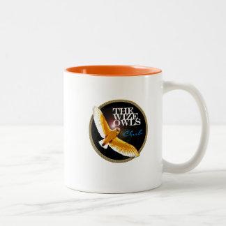 Seniors' Showcase WizeOwls Club Mugs
