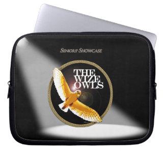 Seniors' Showcase WizeOwls Laptop Sleeve