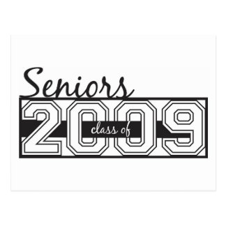 Seniors Signature Card