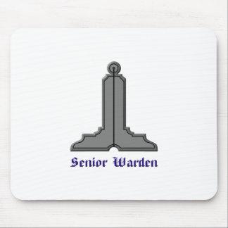 seniorwarden mouse pad