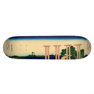 Senju, Musashi Province Skateboard
