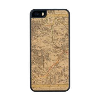 Senlis Francia Funda De Arce Carved® Para iPhone 5 Slim
