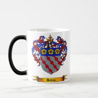 Senna Shield of Arms Magic Mug