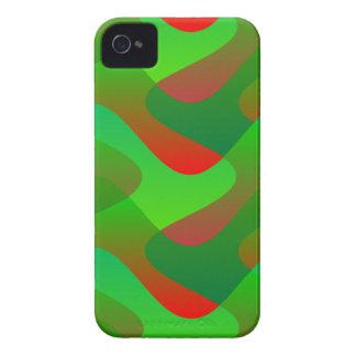 Seno-coseno Carcasa Para iPhone 4 De Case-Mate