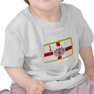 Señor alcalde de Reino Unido de la ciudad de Londr Camisetas