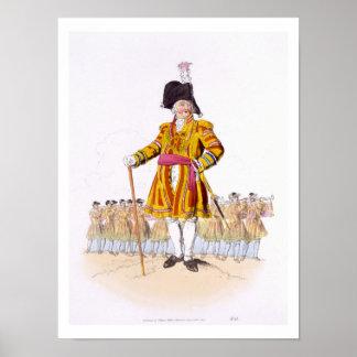 "Señor alcalde, del ""traje de Gran Bretaña"", publi Posters"