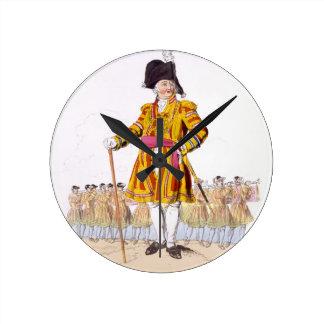"""Señor alcalde, del """"traje de Gran Bretaña"""", publi Reloj Redondo Mediano"""